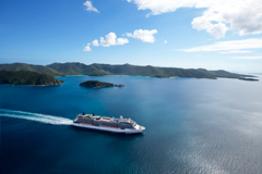 Celebrity Solstice, Virgin Islands