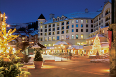 Christmas at Park Hyatt Beaver Creek Resort and Spa