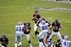 Houston Texans vs Dallas Cowboys
