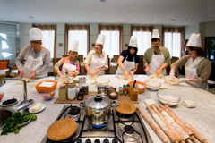 Sorrento Cooking School in Italy