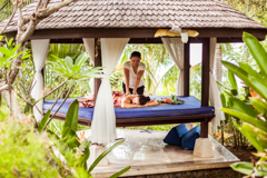 Massage at Bali Villa